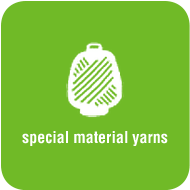 special material yarns