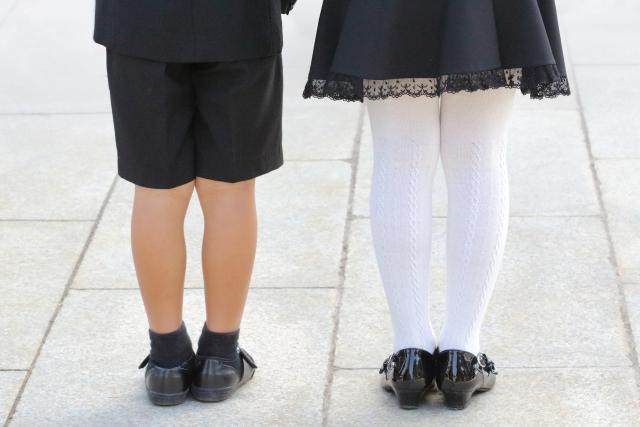 卒園式・入学式の服装